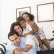 Lovely Family — Stock Photo #38864235