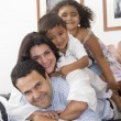 Lovely Family — Stock Photo #38864335