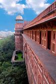 Fort d'Agra. Agra, uttar pradesh, Inde — Photo