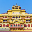 Stock Photo: City Palace in Jaipur, Rajasthan, India
