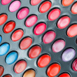 Professional make-up palette. Make-up background — Stock Photo #25370601
