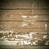 Vintage wooden wall background — Stock Photo