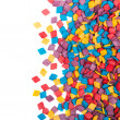Colorful candy decoration — Stock Photo #31850253