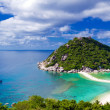 Beautiful tropical island  — Stock Photo