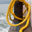 Mooring rope — Stock Photo #39934235