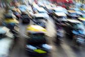 Traffic jam in Mumbai — Stock Photo