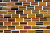 Mosaic tiled background — Stock Photo
