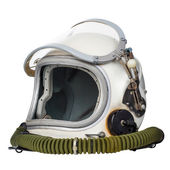 Space helmet — Foto Stock