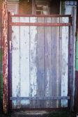 木製のドア — ストック写真