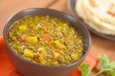 Lentil Curry — Stock Photo
