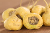 Maca Roots — Stock Photo