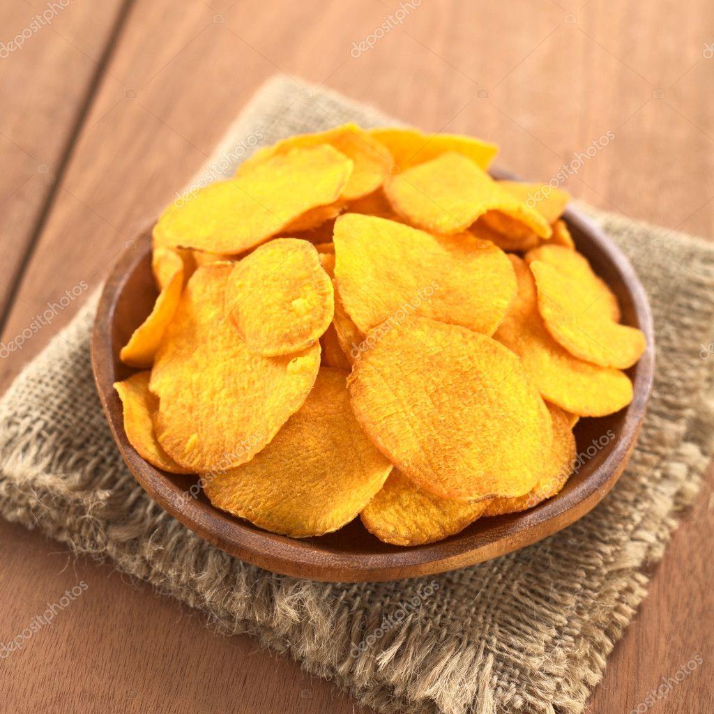 Как сделать чипсы самим рецепт