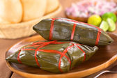 Peruvian Tamales — Stock Photo