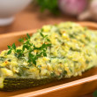 Baked Stuffed Zucchini — Stock Photo #12714605