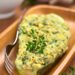 Baked Stuffed Zucchini — Stock Photo #12714698