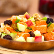 Sweet Potato and Apple Salad - Stock Photo