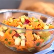 Sweet Potato and Apple Salad — Stock Photo #13408580