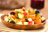 Sweet Potato and Apple Salad — Stock Photo