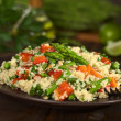 Quinoa with Vegetables — Stockfoto