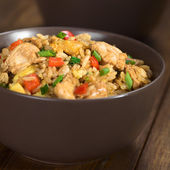 Chinese Fried Rice — Stock Photo