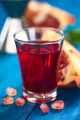 Grenadine Syrup — Stock Photo