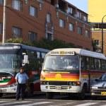 Public Transportation in Lima, Peru — Stock Photo #42229819
