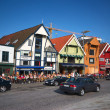 Stock Photo: Skansegatin Stavanger, Norway