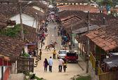 Salento, kolumbie — Stock fotografie