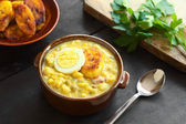 Ecuadorian Fanesca Soup — Stock Photo
