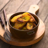 Fried Plantain — Stock Photo