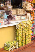 Sweets Stand in Banos, Ecuador — Stock Photo