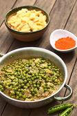 Hungarian Pea Stew — Stock Photo