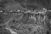 The Pastaza River and Banos in Ecuador — Stock Photo