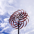 Artistic wind power — Stockfoto #12251981