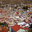 Stock Photo: Hillside Town of Guanajuato Mexico