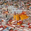 Stock Photo: Colonial architecture at its best Guanajuato Mexico