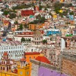 World Heritage Site of Guanajuato Mexico — Stock Photo
