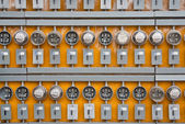 Power Dials — Stockfoto