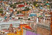 World Heritage Site of Guanajuato Mexico — Stock Photo