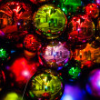 The Colors of Christmas — Stock Photo