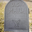 US Mail Box — Stock Photo