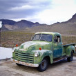 Vintage Chevy Truck — Stock Photo #18181729