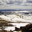 Beartooth Highway Montana - Stock Photo