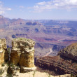 Grand Canyon Geology — Stok Fotoğraf #40823305