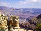 Geologia do grand canyon — Foto Stock