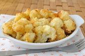 Cauliflower Au Gratin — Stock Photo