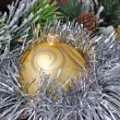 Christmas balls — Stock Photo #16287295
