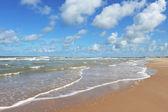 Hemel over zee — Stockfoto