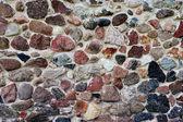 Kamienie kolorowy chodnik — Zdjęcie stockowe