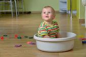 Mały chłopiec — Zdjęcie stockowe